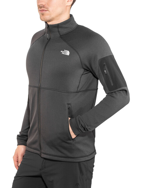 The North Face M's Impendor Powerdry Jacket TNF Black/TNF Black